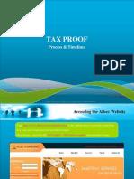 Tax Process