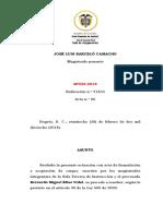 51833 BMEV Sentencia Anticipada (Ro)