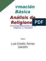 Análisis de Religiones Lt