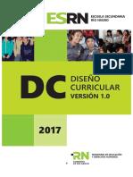 Diseño Curricular ESRN-Versión 1 (1)