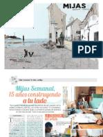 Mijas Semanal nº778 Del 2 al 8 de marzo de 2018