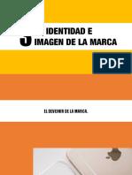 identidad e imagen de la marca
