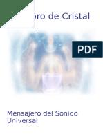 1 a - Leer Primero INDICE y TAPA - El Libro de Cristal