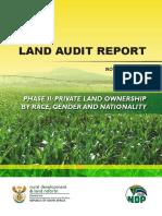 Land Audit Report 2017 (Version 2)