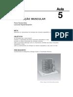 Fisiologia Basica Aula 5