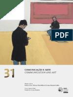 Dossiê Comunicação e Arte 2017