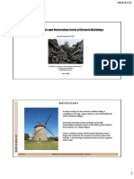 Maintenance and Restoration Costs of Historic Buildings