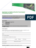 Application Additional Bushfire Counselling Vouchers Form[1]