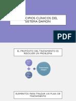 Principios clínicos del sistema Damon