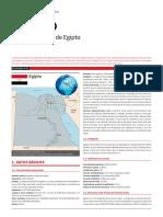 Egipto Ficha Pais