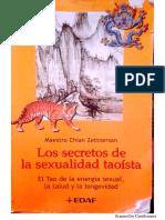 Los Secretos de La Sexualidad Taoista1