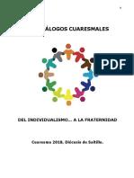 Diálogos Cuaresmales 2018