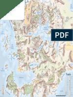 D&D - Reinos Olvidados - Mapa de los Reinos.pdf