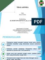 PPT thalasemia Jesica