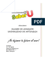 Simulacro Udea 2013-1