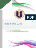 Ingenieria Web Proyecto