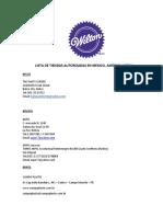 distribuidores latinoamerica. distribuidores latinoamerica 1c931089c232d