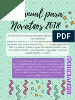 Manual de Novat@s Astrofísica 2018