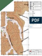 Plano Geologico Local LA RINCONADA