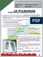 Radiologia Del Torax Pulmonar