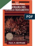 Panorama Del Antiguo Testamento - Paul Benware