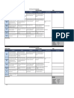 NMP Interactive Rubric