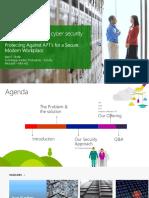 Security Workshop ATP