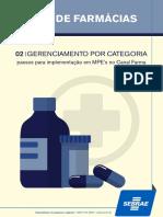 Guia Farmácia - Gerenciamento Por Categoria