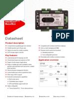 InteliGen BMS Datasheet