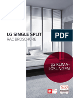 LG SingleSplit Broschure 2016