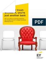 Ey Trust Without It Youre Just Another Bank