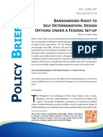 Bangsamoro Right to Self-Determination