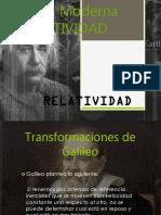 FM - Relatividad