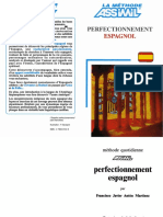 Assimil Perfectionnement Espagnol 1988