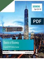 Basics of Busway