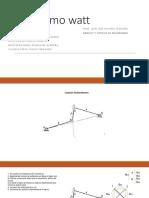 Mecanismo Watt CI (1)