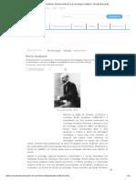 ATeoriaDeÉmile Durkheim