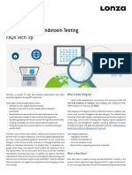 Data Integrity Endotoxin Testing FAQ TechTip Original 31034