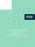 English Ethical Issues in Obstetrics and Gynecology