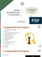 Modulo II - Curso 1 - Unidad 2 - Congreso Organización y Funciones