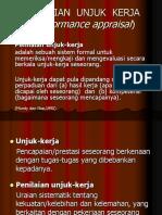 6 Penilaian Unjuk Kerja