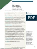 Duration of Antibiotic Treatment in Community Acquired Pneumonia JAMA 2016