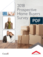 2018 prospective home buyers survey brochure