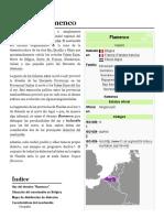 Dialecto Flamenco - Wikipedia, La Enciclopedia Libre