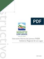 Instructivo Letreros FNDR 2014