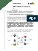 Modelos de Transporte y Asignaciòn