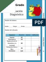 2do Grado Diagnóstico