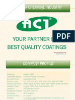 CAT MARKA JALAN PT ACI Coatings Compro