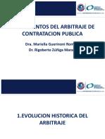 Fundamentos Del Arbitraje de Contratacion Publica