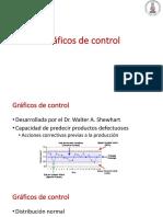 Unidad 3.1 Gráficos de Control